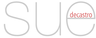 sue decastro logo